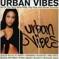 Various Artists - Urban Vibes (CD) (2002)