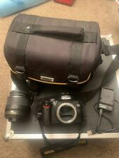 Nikon D80 Digital SLR Bundle w/ 18-55mm Lens, Bag,
