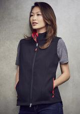 Biz Collection Ladies Casual Sports Geneva Vest Top Scalloped Longer Back Tail