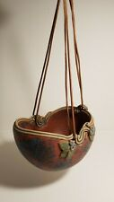 Ceramic Hanging Planter Art Pottery Handmade By Potsmiths Of Letterkenny Ireland