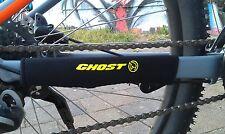 Bike Fahrrad Kettenstrebenschutz Schutz Ghost Neon Gelb Chain Protection 3