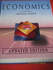 Microeconomics by Michael Parkin (1994, Hardcover) Textbook Addison-Wesley