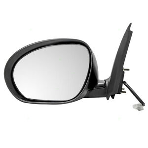 New Drivers Power Side View Mirror Glass Housing Assembly for 11-14 Nissan Juke