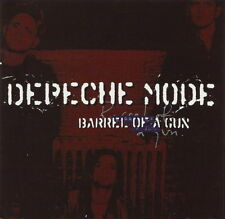 MAXI CD 3T DEPECHE MODE BARREL OF A GUN LIMITE NL 1997