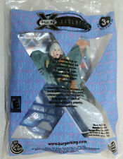 Burger King Big Kids Toy Meal 2001 X-MEN EVOLUTION ROGUE NIP with CD