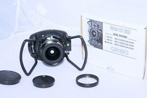 Schneider Apo Digitar 47mm f5.6 XL Lens for Cambo Medium Format with Finder Mask