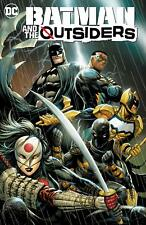 BATMAN AND THE OUTSIDERS 2019 ONGOING SERIES LISTING (#1-15/CASSANDRA CAIN)