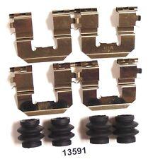 Better Brake Parts 13591 Rear Disc Brake Hardware Kit