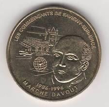 A 1996 EURO TEMPORAIRE OU DES VILLES - 91 SAVIGNY-SUR-ORGE / 1 EURO