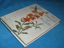The ORIGIN of PLANTS - Maggie Campbell-Culver Hb People & Plants Shaped Britains