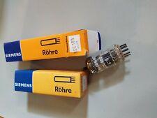 ECC189 Siemens  tube lot de 2 pièces  (CavH7h5)