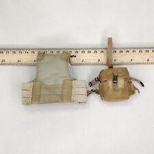 1/6 Hot Toys USMC Sniper - Vest + Pouch