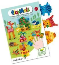 Playmais Eimer Buch 160473 Modellieren Basteln Motorik Koordination Spielzeug