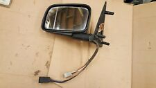 VW GOLF MK2 LEFT SIDE MIRROR ASSEMBLY ELECTRICALLY CONTROLLED HEATED