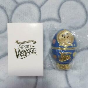 Tokyo Disney Sea Mickey & Duffy Spring Voyage Egg Shape Tooth Pick Case Limited