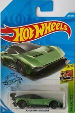 Hot wheels ASTON MARTIN VULCAN green
