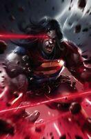 DARK NIGHTS DEATH METAL 1 2020 Francesco Mattina Superman Variant DC NM 5/13