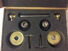 BALDWIN Tissue Roll Holder Polished Brass Wilshire Epic 3123-263 Toilet Paper