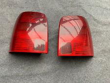VW Passat B5 Heckleuchte Scheinwerfer hinten rot Set links rechts