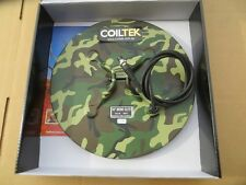 "Coiltek Camo ""Elite"" 14-inch Round Mono Searchcoil for Minelab - FREE Shipping"
