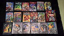 HUGE Marvel DC 66 DVD bluray animated lot batman superman wonder woman thor hulk