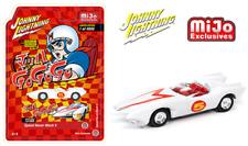 Johnny Lightning Speed Racer Mach 5 Japan Nostalgia Version JLCP7349 1/64