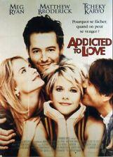 affiche du film ADDICTED TO LOVE 120x160 cm