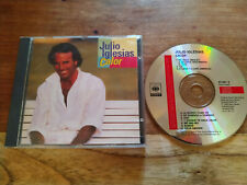 Julio Iglesias Calor CD 1992 CBS