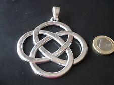 1 Colgante Grande Zamak, Celta, abalorios,pendant,pendentif,ciondolo,anhänger