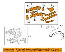 TOYOTA OEM 06-16 RAV4 Fender-Lower Rail Assy Left 571020R010