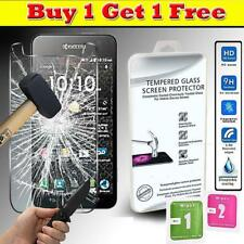 100% Genuine Tempered Glass Screen Protector Cover For Kyocera Hydro VIBE