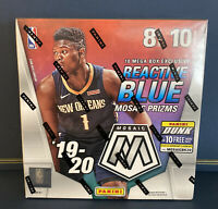 2019-2020 Panini Mosaic NBA Basketball Mega Box Factory Sealed Brand New
