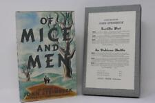 Of Mice And Men by John Steinbeck FEL/First Edition Library - No FEL on DJ