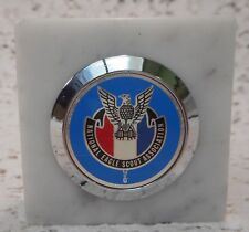 NATIONAL EAGLE SCOUT ASSOCIATION Paperweight with Marble Base