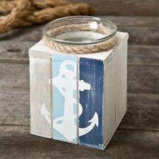 1 Anchor Candle Holder Nautical Gift Beach Theme Wedding Decoration