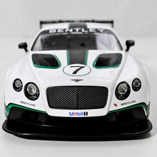 RASTAR OFFICIAL LICENSED REMOTE CONTROL RC BENTLEY CONTINENTAL GT MODEL RACE CAR