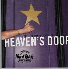 (AO269) Seminole Hard Rock - I Feel Like I'm...- 2004CD