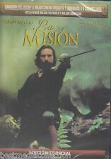 The Mission / La Mision DVD NEW (1986) Robert De Niro Jeremy Irons SEALED