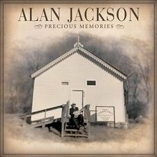 Precious Memories by Alan Jackson (CD, Mar-2012, EMI)