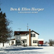 Childhood Home - Ben & Ellen Harper (2014, CD NUEVO)