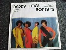Boney M-Daddy Cool 7 PS-Made in Hungary