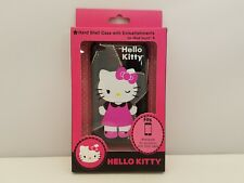 HELLO KITTY Hard Shell Case For iPod Touch 4th Gen by SANRIO | 25309-BLK-WAL