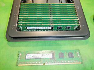 Samsung 4GB 1Rx8 PC3L-12800R-11-12-A1-D3 M393b5173QH0-YK0    LOT OF 12   @6