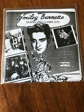 Smiley Burnette Country Songs Comic Cuts Country Western Cowboy Music CD BACM