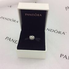 GENUINE PANDORA Charm Bead Lotsa Love Heart 790174 .925 ALE Sterling Silver NEW