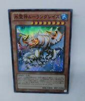 Oblemirage the Elemental Lord 20th Secret Japanese Yugioh CYHO-JP019