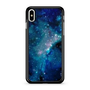Twinkling Milky Way Star Cluster Filled Blue Galaxy Space 2D Phone Case Cover