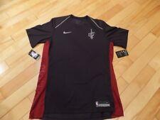 L Grande Nike Para Hombre Dri-fit Camisa Manga Corta NBA Cleveland Cavaliers 918150-014