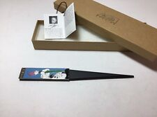 "Vintage ACME Studio Disney ""Mickey Painter"" Letter Opener by Rod Dyer NEW"