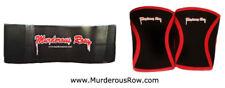 Murderous Row Dos Comas Set - Bench Press Sling Shot + 7mm Neoprene Knee Sleeves